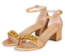 Sandaletten AMELINA - BEIGE
