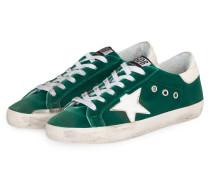 Sneaker SUPERSTAR - grün/ weiß