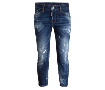 7/8-Jeans COOL GIRL - midblau
