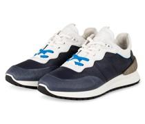 Sneaker ASTIR - WEISS/ DUNKELBLAU