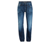 Jeans FORGE Relaxed-Fit - grei blue