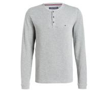 Henley-Shirt CARSON - grau