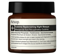 SUBLIME REPLENISHING NIGHT MASQUE 60 ml, 175 € / 100 ml