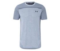 T-Shirt UA SEAMLESS mit Mesh-Einsatz