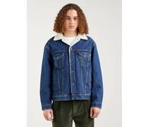 Vintage Fit Sherpa Jacket
