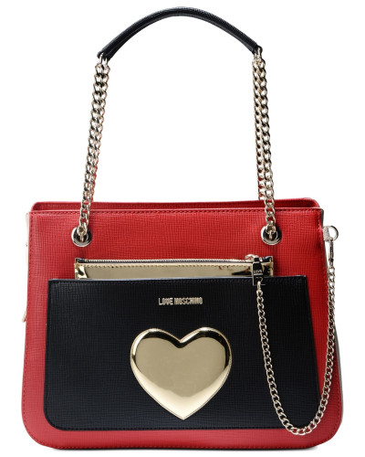 moschino damen official store love moschino handtaschen taschen reduziert. Black Bedroom Furniture Sets. Home Design Ideas