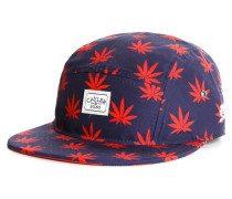 Casquette 5 panel Cayler and Sons Budz N stripes Navy