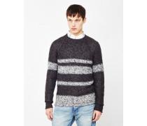 Callan Knitted Jumper Grey