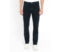 Marineblaues Jeans 522 Tapered