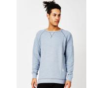 Raw Jersey Limbar Sweatshirt Dark Amann