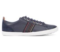 Sneaker Osmo aus blauem Leder
