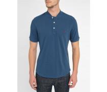 Poloshirt Dimanches Marineblau