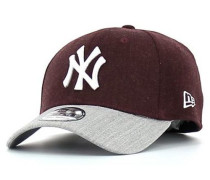 MLB New York Yankees Heather Visor 39THIRTY