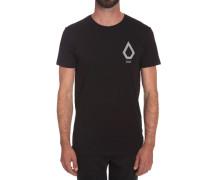 Tall Line Shirt schwarz (BLACK)