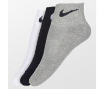 Sock 3PPK Cushion Quarter