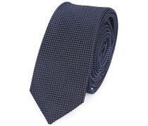 Marineblaue Krawatte Union