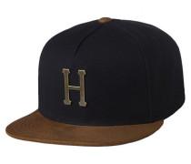 Metal H Cap schwarz (Black)