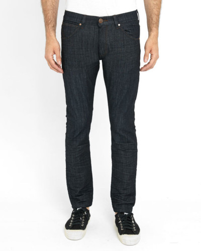 wrangler herren graue skinny jeans stretch bryson reduziert. Black Bedroom Furniture Sets. Home Design Ideas