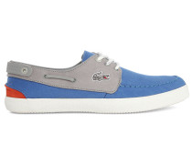 Blau-graue Bootsschuhe Sumac 216 1