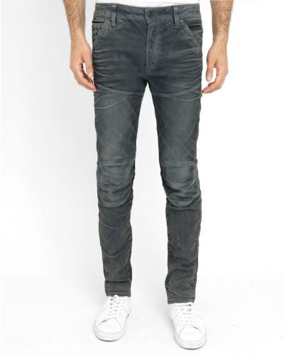 g star raw herren graue slim jeans 3d elwood 5620. Black Bedroom Furniture Sets. Home Design Ideas