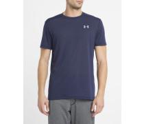 Marineblaues T-Shirt Streaker