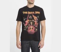 Schwarzes T-Shirt Darkal