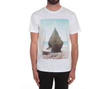 Stoned B Shirt weiss (WHITE)