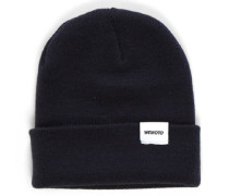 North Beanie blau (NAVY BLUE)