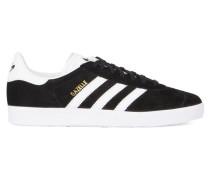 Gazelle Sneaker schwarz (CORE BLACK/WHITE)