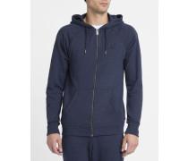 Premium Trefoil FZ Hood blau