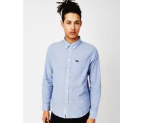 L880 Button Down Regular Fit Shirt Blue