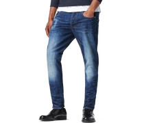 Stean Tapered Jean Navy