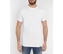Weißes T-shirt Tolga