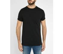 Schwarzes T-shirt Tolga