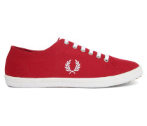 Sneaker Kingston Stoff in Rot