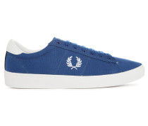 Sneaker Spencer Stoff in Blau