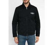 Blouson Modular Jacket Pr Schwarz
