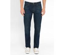 Jeans 504 Straight Low Sierra Raw