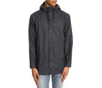 Blauer Regenmantel Jacket