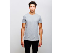 Double Pack Short Sleeve T-Shirt Grey