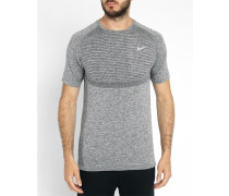Schwarzes T-Shirt Knit Dri-Fit