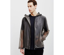 Original Vinyl Windcheater Jacket Grey
