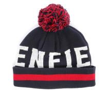 Rot-schwarze Mütze Ledyard