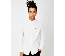 L880 Button Down Regular Fit White