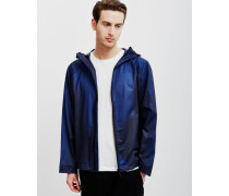 Original Vinyl Windcheater Jacket Navy