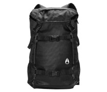 Black Landlock II Backpack