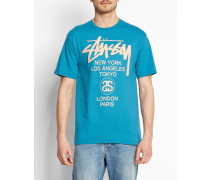 STÜSSY World Tour Tee