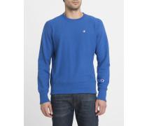 Königsblaues Sweatshirt mit Classic-Logo