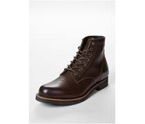 Frye Arkansas Mid Lace Leather, Boots, braun