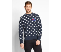 All Over Print Crew Sweat